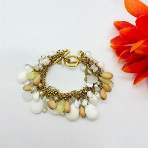 Ralph Lauren Beaded Charm Bracelet